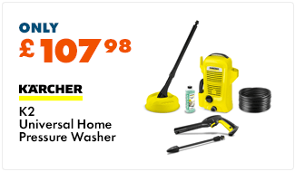Karcher K2 Universal Home Pressure Washer