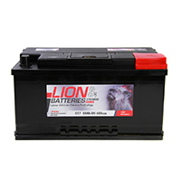 Lion 017 Car Battery - 3 Year GuaranteeLion 017 Car Battery - 3 Year Guarantee