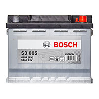 Bosch S3 Car Battery 027 3 Year GuaranteeBosch S3 Car Battery 027 3 Year Guarantee