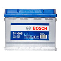 Bosch S4 Car Battery 027 4 Year GuaranteeBosch S4 Car Battery 027 4 Year Guarantee