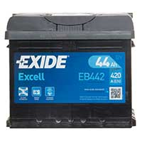Exide Excel 063 Car Battery - 3 Year GuaranteeExide Excel 063 Car Battery - 3 Year Guarantee
