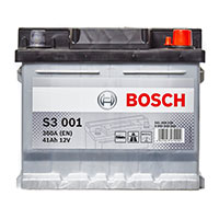 Bosch S3 Car Battery 063 3 Year GuaranteeBosch S3 Car Battery 063 3 Year Guarantee