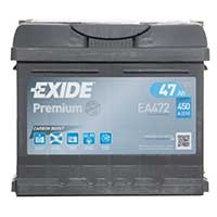 Exide Premium 063 Car Battery (47Ah) - 5 Year GuaranteeExide Premium 063 Car Battery (47Ah) - 5 Year Guarantee
