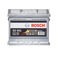 Bosch S5 Car Battery 063 5 Year GuaranteeBosch S5 Car Battery 063 5 Year Guarantee