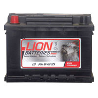 Lion Car Battery - 078 - 3 Year GuaranteeLion Car Battery - 078 - 3 Year Guarantee