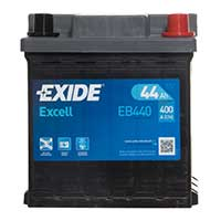 Exide Excel Car Battery 202 - 3 Year GuaranteeExide Excel Car Battery 202 - 3 Year Guarantee