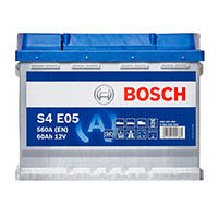 Bosch EFB 027 Car Battery - 3 year GuaranteeBosch EFB 027 Car Battery - 3 year Guarantee