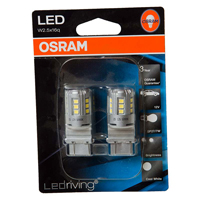 Osram 180 (3157) LED Bulb 12V P27/7W Cool White 6000KOsram 180 (3157) LED Bulb 12V P27/7W Cool White 6000K