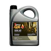 TRIPLE QX Semi Synthetic Engine Oil - 10W-40 - 5ltrTRIPLE QX Semi Synthetic Engine Oil - 10W-40 - 5ltr