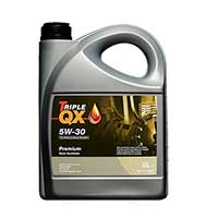 TRIPLE QX Semi Synthetic Engine Oil - 5W-30 - 5ltrTRIPLE QX Semi Synthetic Engine Oil - 5W-30 - 5ltr