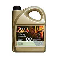 TRIPLE QX Fully Synthetic (Low Saps C3) Engine Oil - 5W-30 - 5ltrTRIPLE QX Fully Synthetic (Low Saps C3) Engine Oil - 5W-30 - 5ltr