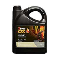 TRIPLE QX Fully Synthetic (For PD engines) Engine Oil - 5W-40 - 5ltrTRIPLE QX Fully Synthetic (For PD engines) Engine Oil - 5W-40 - 5ltr