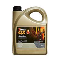TRIPLE QX Fully Synthetic (For VAG applications) Engine Oil - 5W-30 - 5ltrTRIPLE QX Fully Synthetic (For VAG applications) Engine Oil - 5W-30 - 5ltr