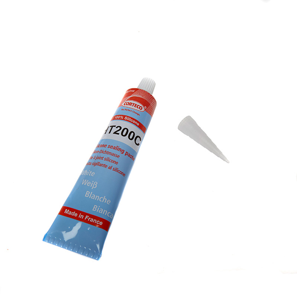 Corteco White Silicone Sealing Paste