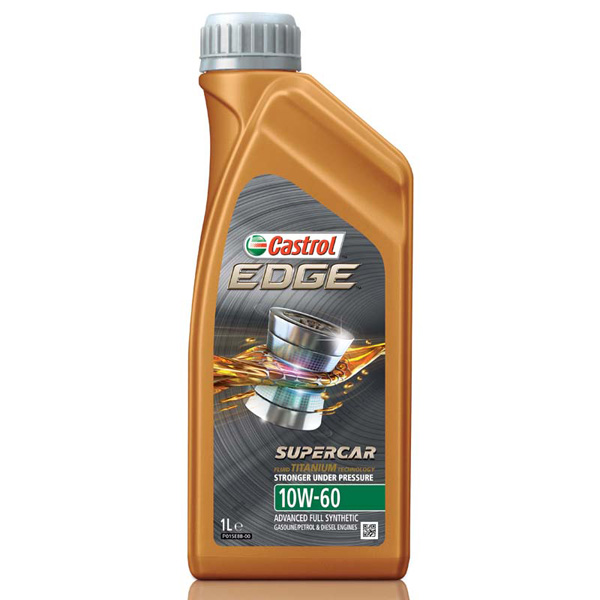 Castrol Edge FST Engine Oil - 10W-60 - 1ltr