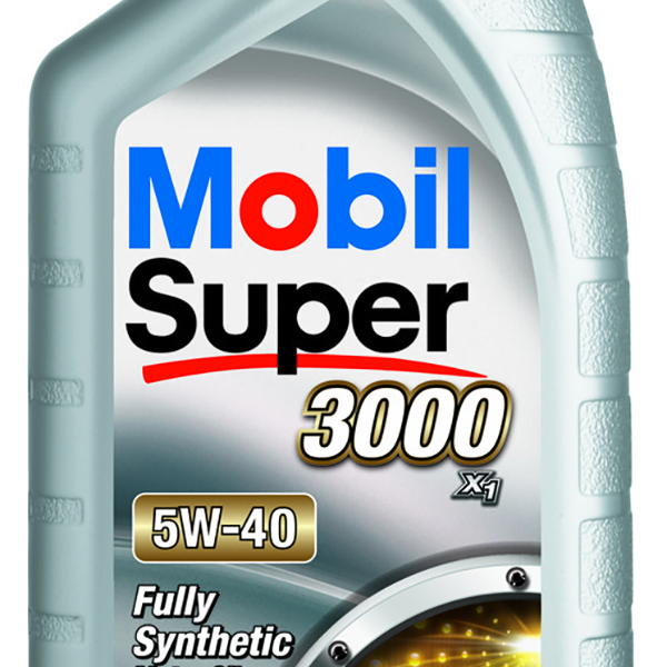Mobil Super 3000 X1 Engine Oil - 5W-40 - 1ltr