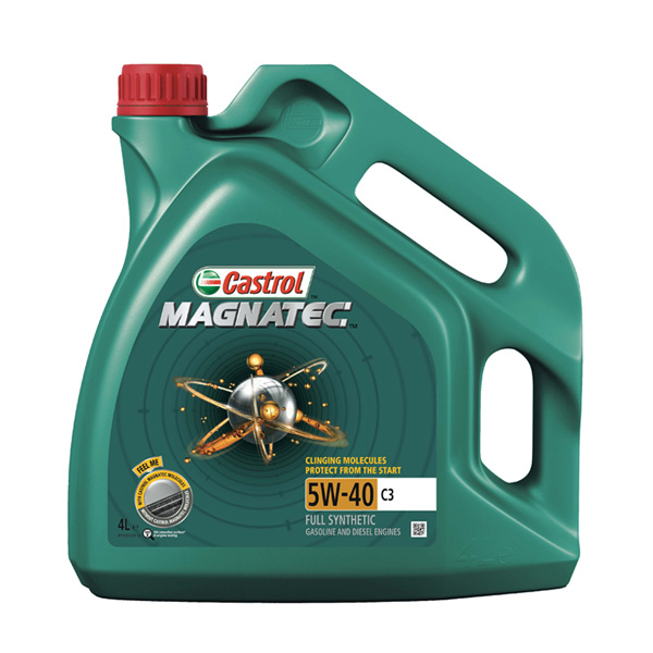 Castrol Magnatec (C3) Engine Oil - 5W-40 - 4ltr
