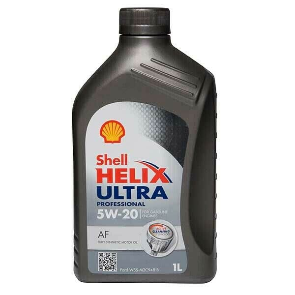 Shell Helix Ultra Professional AF 5W-20 - 1Ltr
