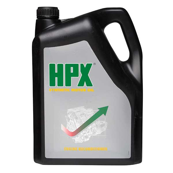 Petronas HPX Engine Oil - 20W-50 - 5ltr