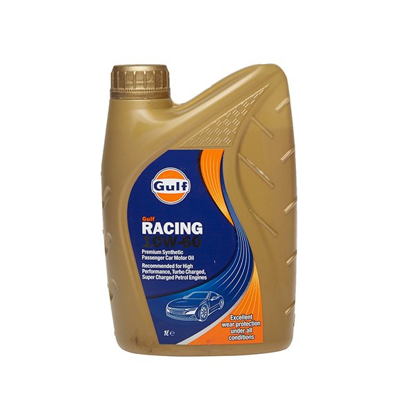 Gulf Racing Engine Oil - 10W-60 - 1ltr