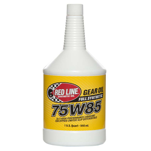 Redline 75W85 GL-5 DIFF OIL - 946ml