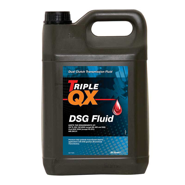 TRIPLE QX DSG fluid - 5Ltr