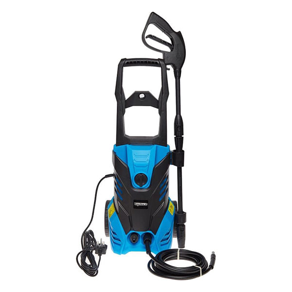 Top Tech Pressure Washer With Internal Detergent Tank - 135bar / 1800watt