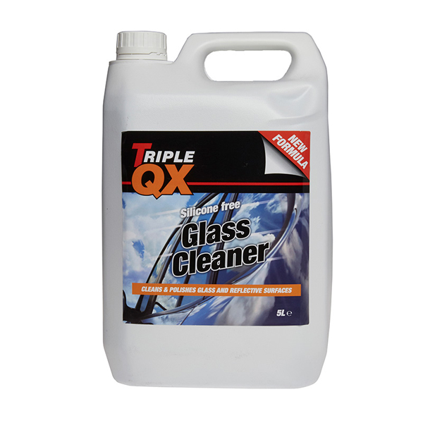 TRIPLE QX Professional Glass Polish 5Ltr