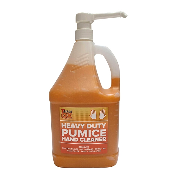 TRIPLE QX Pump Hand Cleaner 4L