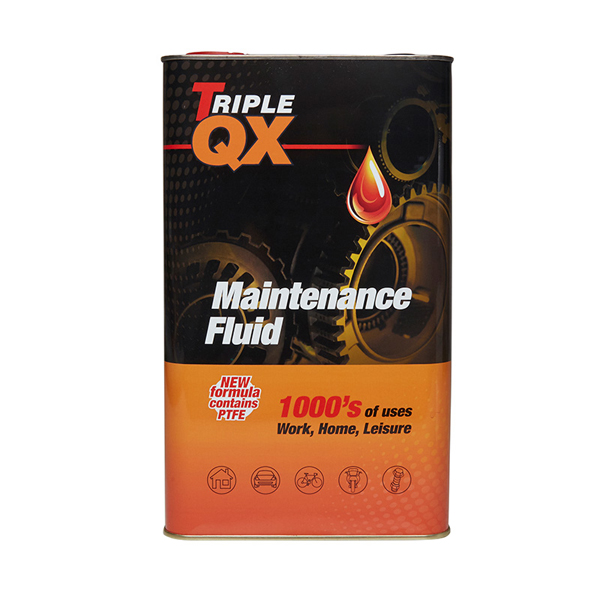 TRIPLE QX Maintenance Spray 5ltr