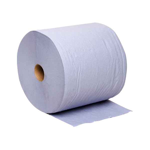 Euro Car Parts Blue Roll Workshop Wipes 2 Ply (280mm x 350mtr) - Single Pack