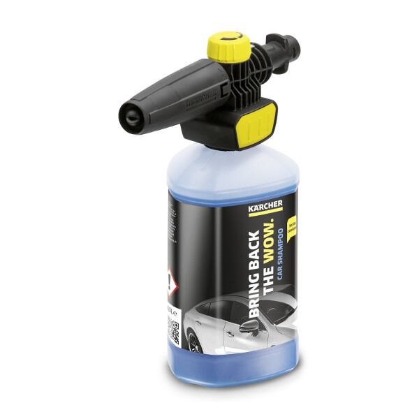 Karcher FJ 10 C Connect 'n' Clean Foam and Care nozzle with Car Shampoo