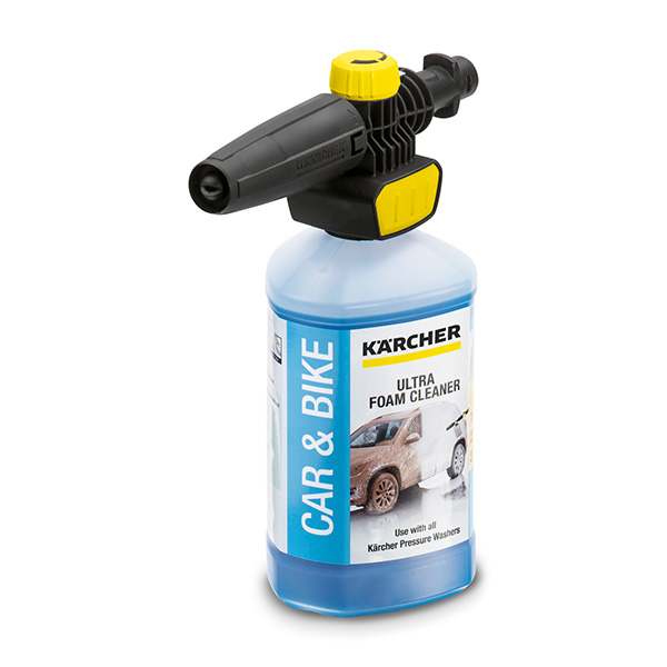 Karcher FJ10C Foam nozzle Connect 'n' Clean  Ultra Foam Cleaner 1L