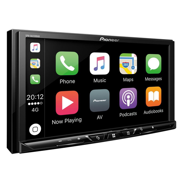 Pioneer SPH-DA230DAB Double Din Head Unit