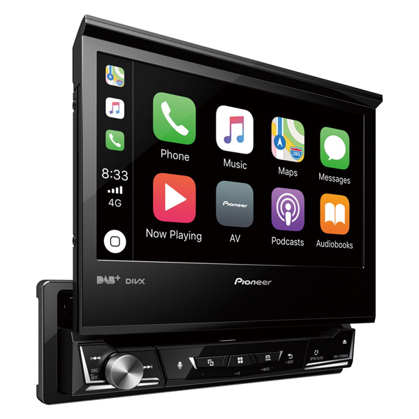Pioneer AVH-Z7100DAB Single Din Head Unit