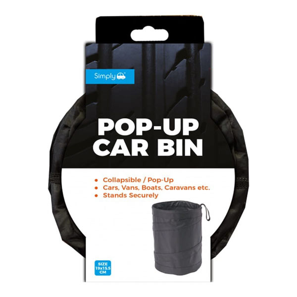 Pop Up Storage Bin
