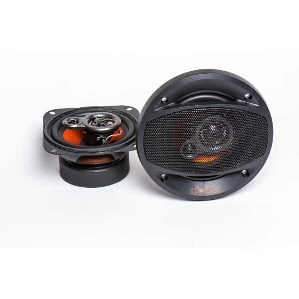 "Juice 10CM (4"") 3 Way Coaxial Speakers 140W"