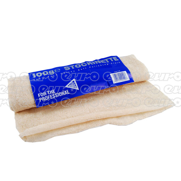 Trade Quality 100% Cotton Stockinette 100gm
