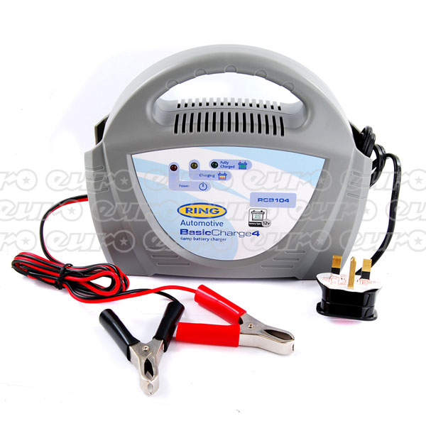 Ring 12v 4amp Battery Charger