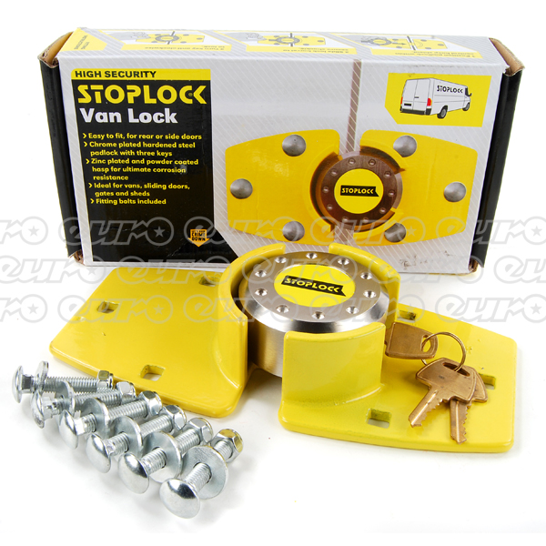 Stoplock High Security Van Lock
