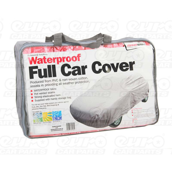 Streetwize Water Proof Full Car Cover - Extra Large