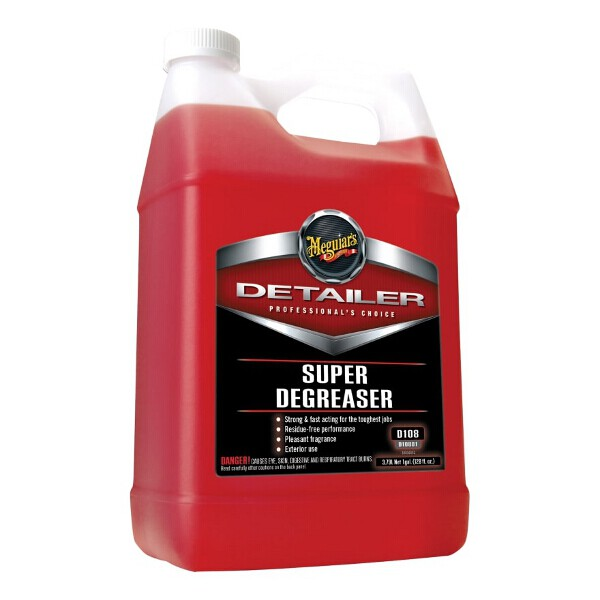 Meguiars Detailer Super Degreaser Concentrated 3.78ltr