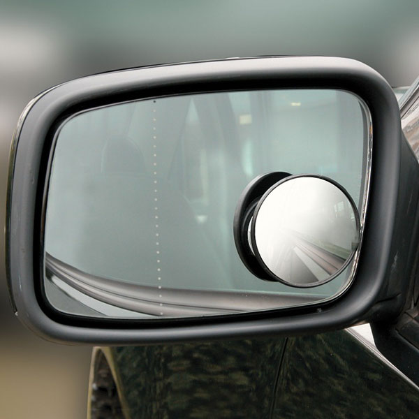 "Carpoint Wide Angle Blind Spot Mirror - Round (50mm / 2"")"