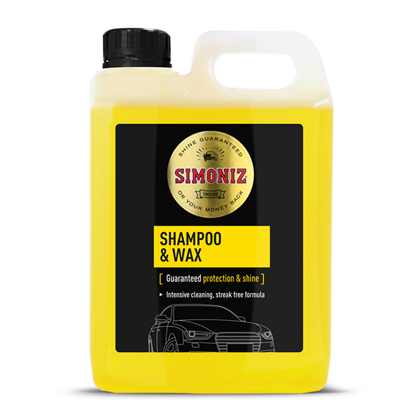 Simoniz Wash & Wax 2 Ltr