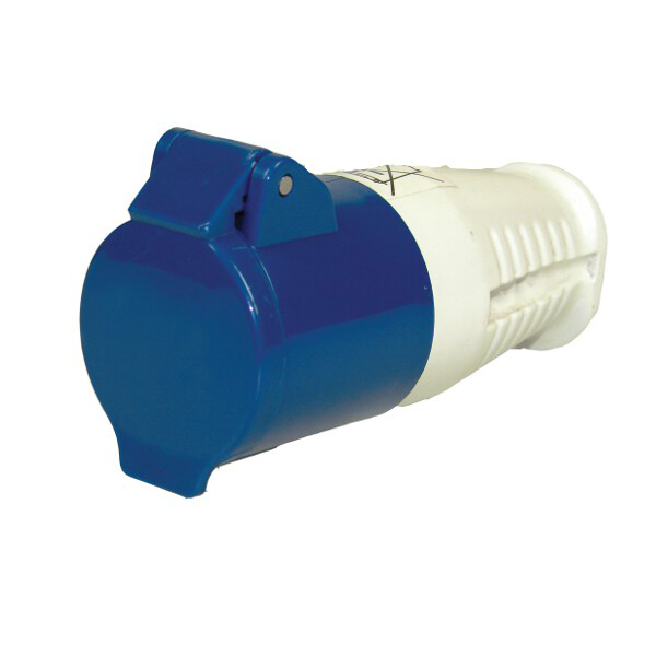 Maypole Caravan 230V Site Connector