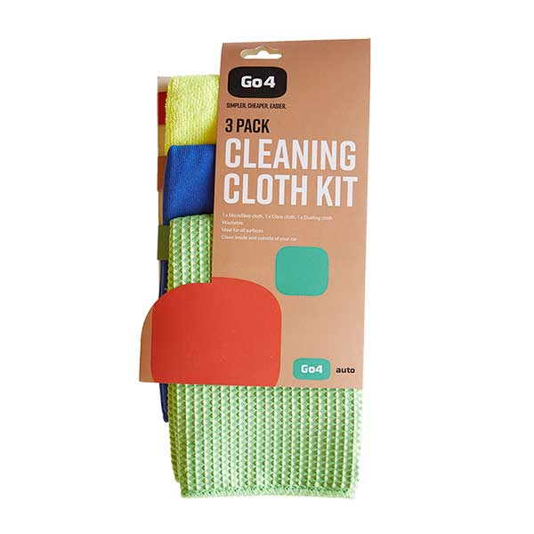 Cleaning Cloth Kit