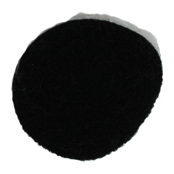 Hofftech POLISHING PAD WOOL Ø75 MM for HT012147