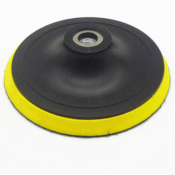 Hofftech POLISHING PAD HOLDER WITH VELCRO 150MM
