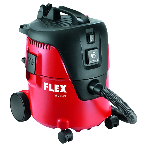 Flex Safety Vacuum Cleaner With Manual Filter Clean 20L, L Class VC 21 L MC