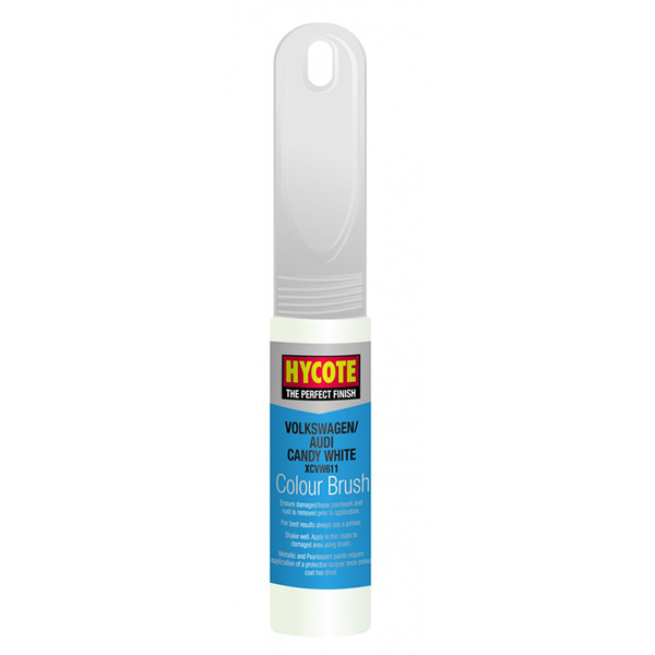 Hycote Volkswagen Candy White Brush Paint - 12.5ml